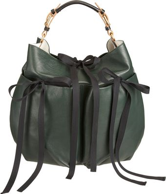 Marni Apron String Shoulder Bag - Lyst