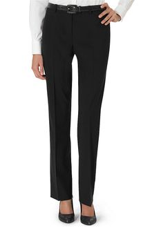 Brooks Brothers Petite Wool Caroline Fit Trousers - Lyst
