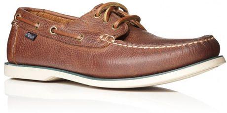 Polo Ralph Lauren Bienne Boat Shoe Polyvore