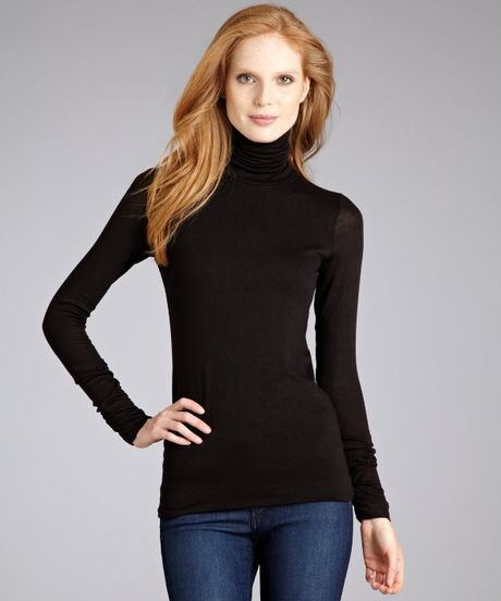 Long Sleeve Turtleneck Shirts. invalid category id. Product - DYMADE Women's Sexy Off Shoulder Bandage Lace Long Sleeve Shirt Blouse Top Purple. Product Image. Price $ 9. Product - Womens Namast'ay in Bed Long Sleeve Yoga Tee Shirt - Vintage Black. Product Image. Price $
