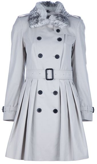 Burberry Massingham Coat - Lyst