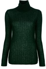 P.a.r.o.s.h. Cable Knit Jumper - Lyst