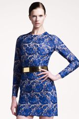 Stella McCartney Guipure Lace Dress - Lyst