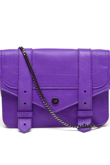 Proenza Schouler Ps1 Small Leather Zip Wallet - Lyst