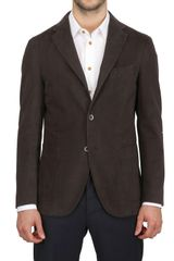 Boglioli Deconstructed Moleskin Cotton Jacket - Lyst
