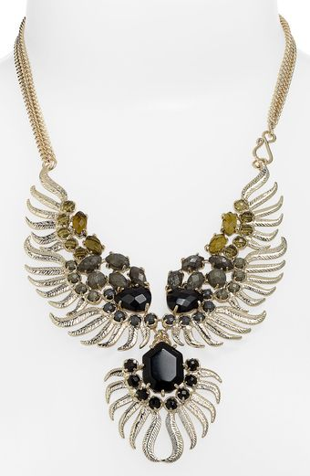 Kendra Scott Fenton Statement Necklace - Lyst