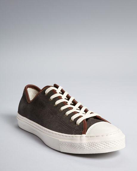 Converse Chuck Taylor Allstar Premium Sneakers in Black for Men (beluga)