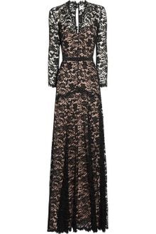 Temperley London Amoret Lace Gown - Lyst