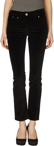 Alexander Mcqueen Casual Pants in Black - Lyst