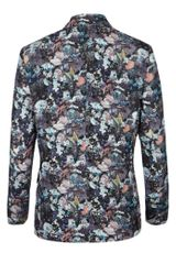 Allsaints Bonanza Jacket in Multicolor (aqua) - Lyst