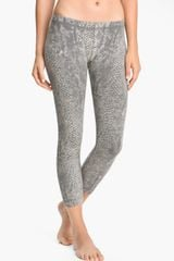 Hard Tail Python Leggings - Lyst
