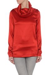 Moschino Cheap & Chic Blouse - Lyst