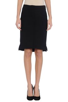 Balenciaga Knee Length Skirt - Lyst