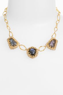 Alexis Bittar Elements Siyabona Linked Necklace - Lyst