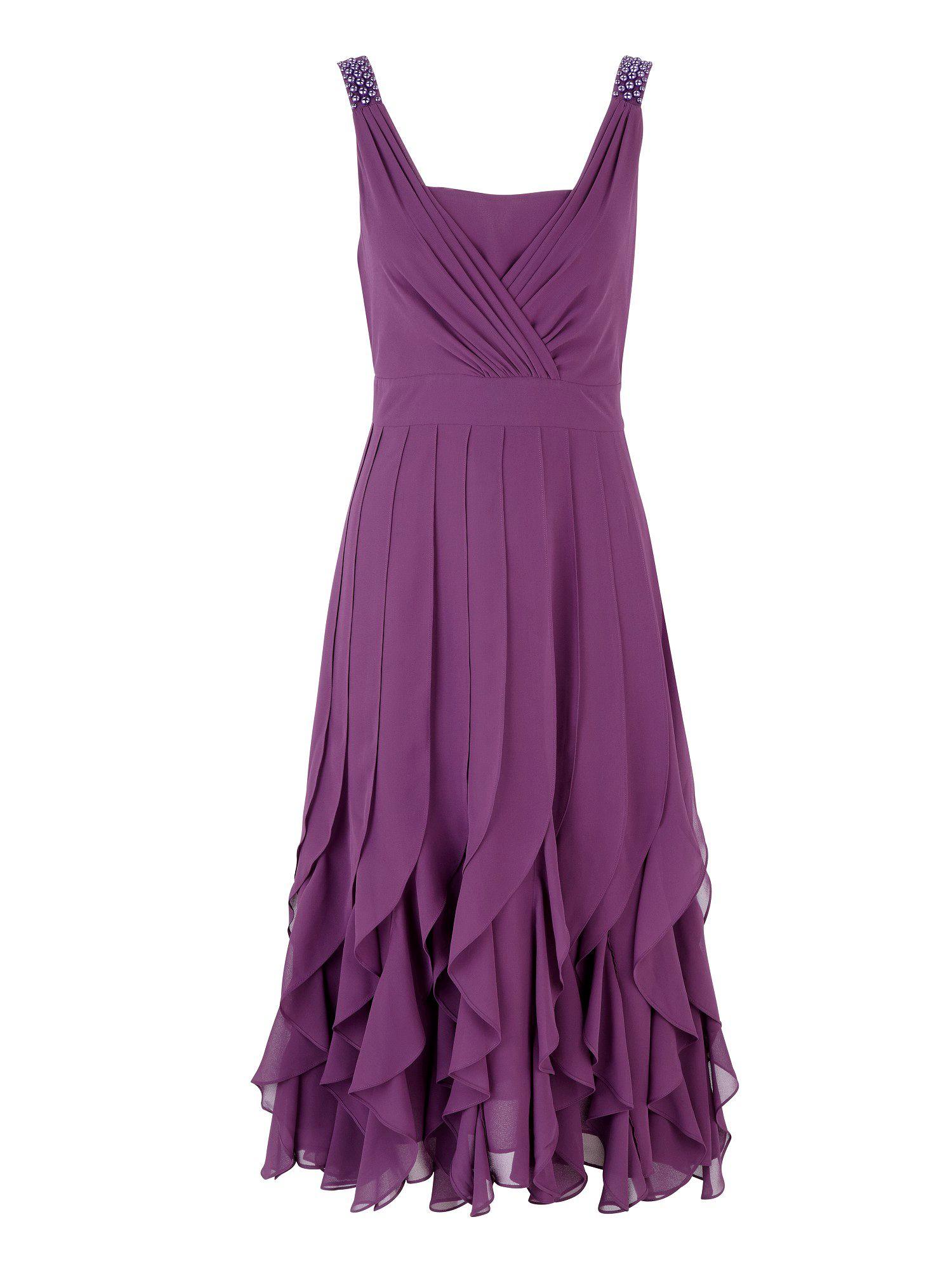 Purple Mother Of The Bride Dresses MEMEs