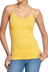 Old Navy V-Neck Layering Cami - Lyst