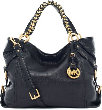 Michael Kors Tristan Large Shoulder Tote - Lyst