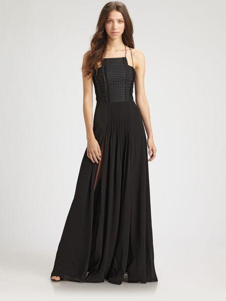 Sachin & Babi Delfina Dress in Black (jet)