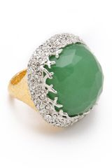 Alexis Bittar Siyabona Cushion Ring - Lyst