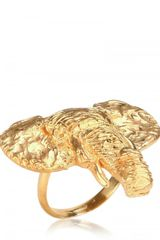 Dominique Lucas Elephant Ring - Lyst
