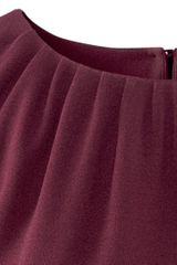 H&m Dress in Purple (burgundy) - Lyst