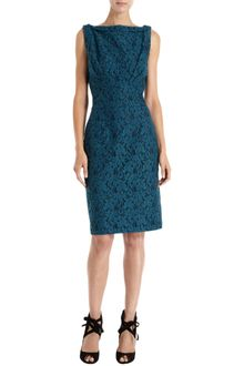 L'Wren Scott Lace Flower Dress - Lyst