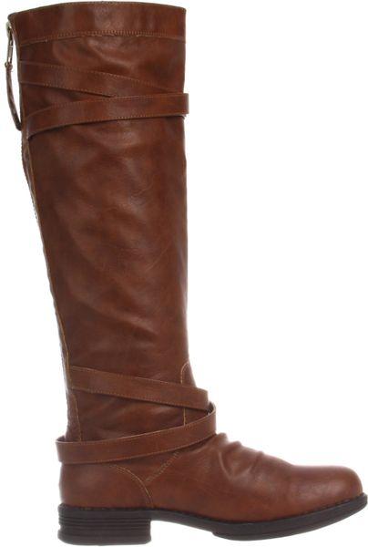 Madden Girl Women S Cactuss Boots: Madden Girl Madden Girl Womens Zerge Boot In (cognac Paris