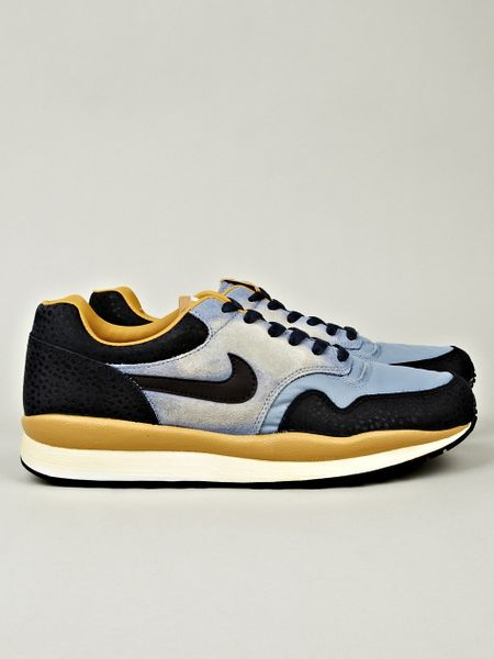 Nike Nike Mens Air Safari Vintage Sneaker in Blue for Men