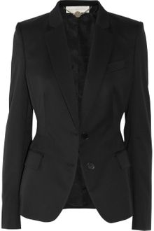 Stella McCartney Fell Wool-twill Blazer - Lyst