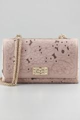 Valentino Girello Flap Bag - Lyst