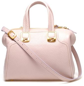 Fendi Chameleon Small Leather Duffle Bag - Lyst