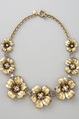 Marc By Marc Jacobs Flower Garland Necklace - Lyst