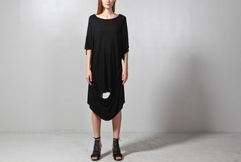 Oak Box Loop Dress - Lyst