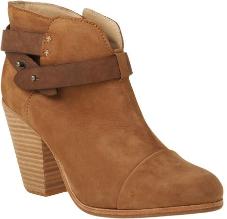 Rag & Bone Harrow Boot in Brown (camel) - Lyst