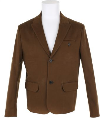 Carven Gabardine Cotton Jacket - Lyst