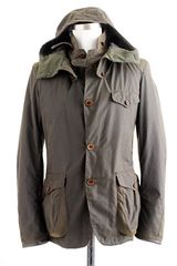 J.Crew Barbour X To Ki To Sports Jacket - Lyst