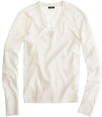 J.Crew Dream Vneck Sweater - Lyst
