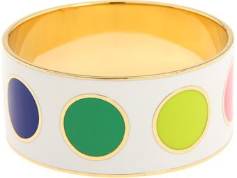 Kate Spade Idiom Bangles True Colors Pattern - Lyst