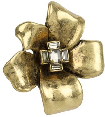 Marc By Marc Jacobs Marc Flowers Ring - Lyst