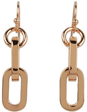 Marc By Marc Jacobs Mini Link Drop Earring - Lyst
