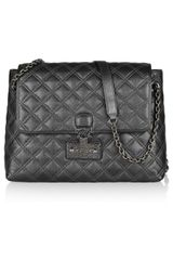 Marc Jacobs Baroque Single Extralarge Metallic Quilted Leather Shoulder Bag - Lyst