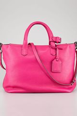 Reed Krakoff Gym I Bag Fuchsia - Lyst