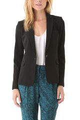 Theory Charlie Priceless Blazer - Lyst