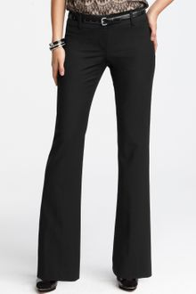 Ann Taylor Petite Modern Tropical Wool Trousers - Lyst