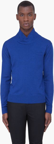 Billtornade Blue Joris Turtleneck - Lyst