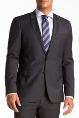 Boss Black Ryanwin Extra Trim Fit Suit