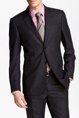 Burberry Trim Fit Wool Suit - Lyst