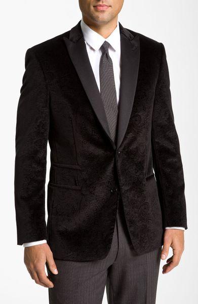 Black Velvet Jacket 107