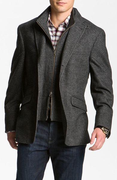Herringbone Jacket Women S
