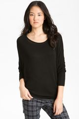 Kut From The Kloth Batwing Sleeve Sweater Knit Top - Lyst